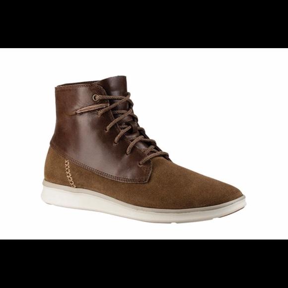 0e4ed511459 Ugg Lamont Ankle Boots